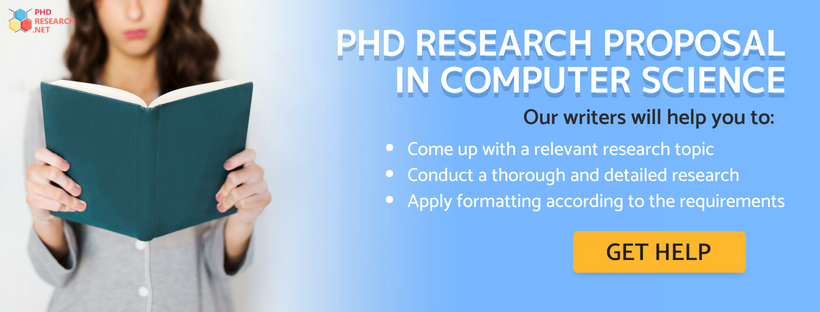 Research proposal phd computer science