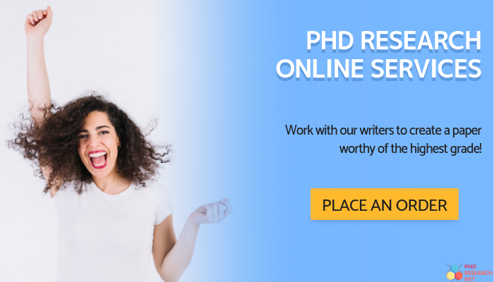 writing according to phd research methods