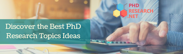 best PhD research topics ideas