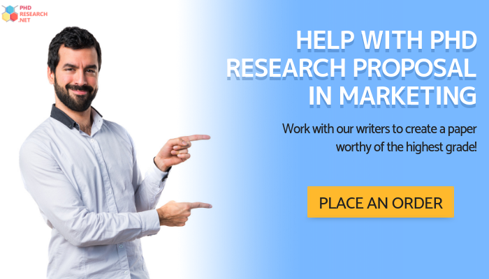 Phd marketing research proposal