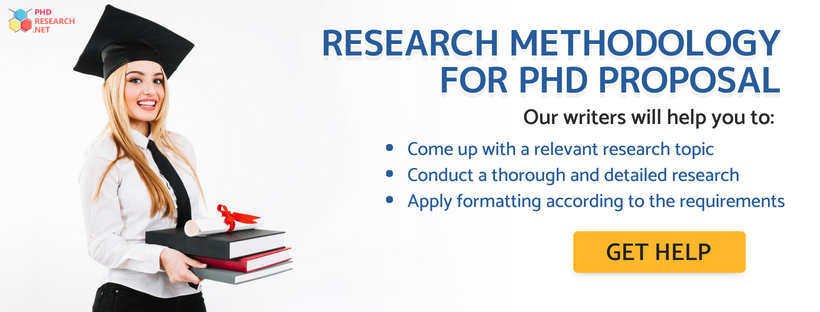 help with research methodology for phd proposal