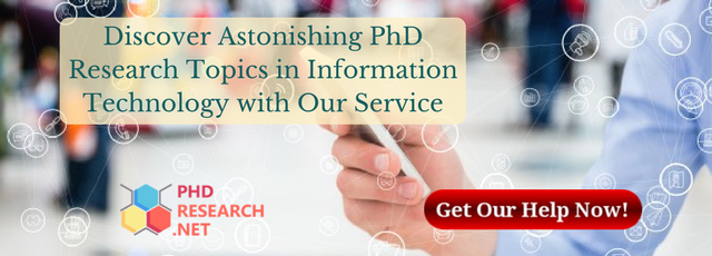 discover astonishing PhD research topics in information technology