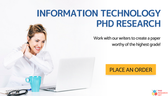 information technology phd research