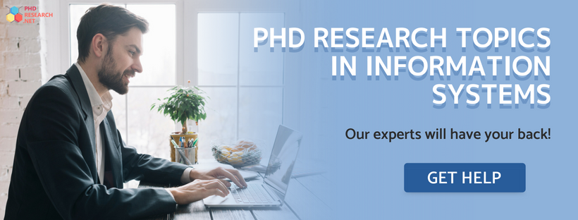 phd research topics in information systems help