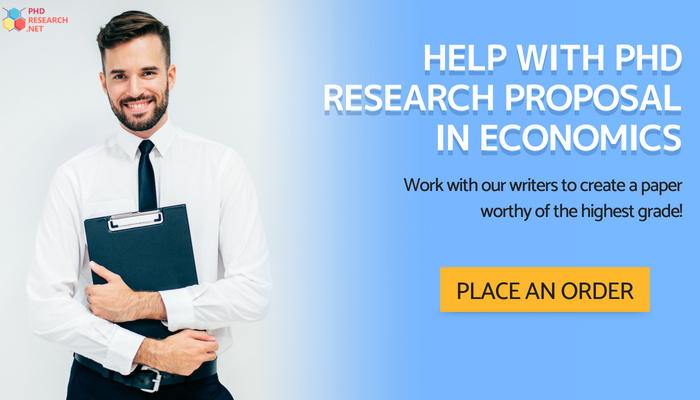 Economics phd dissertation proposal