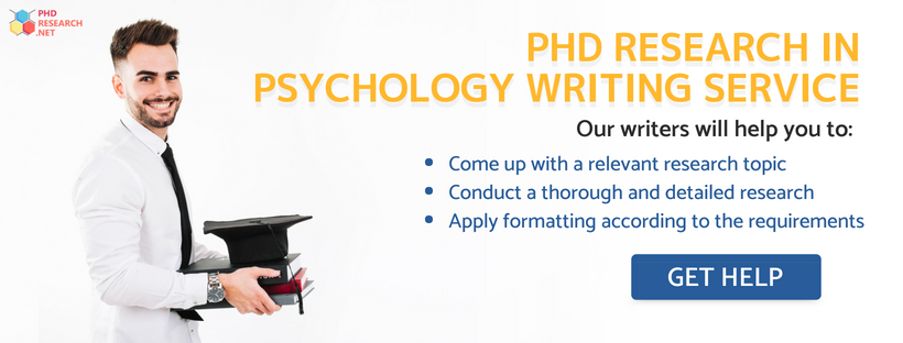 Dissertation online psychology degree
