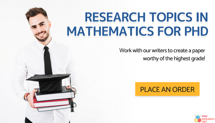 research topics in mathematics for phd