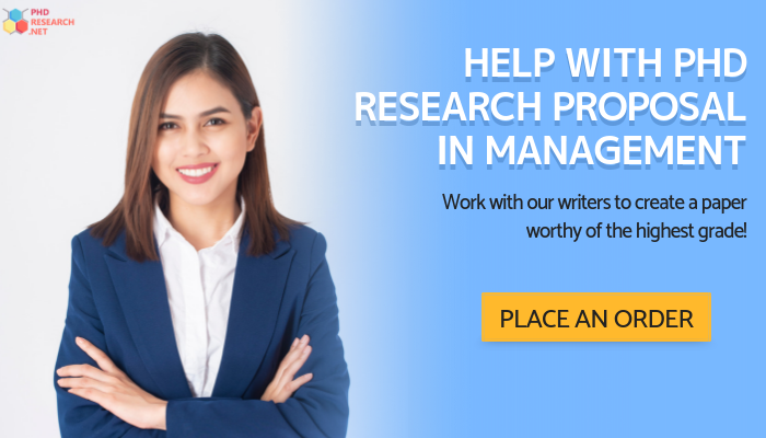 topics for phd in management online help