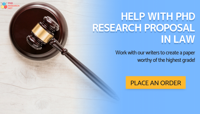 best PhD research topics in law