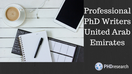 PhD thesis writing service United Arab Emirates