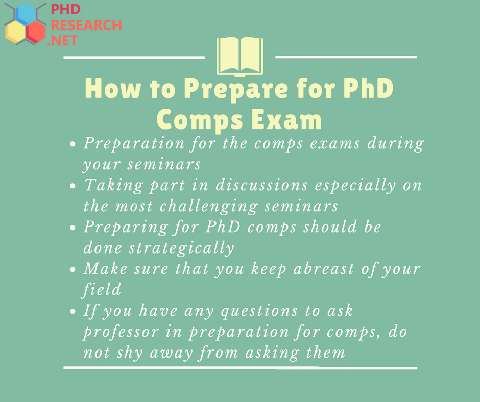comps preparation tips