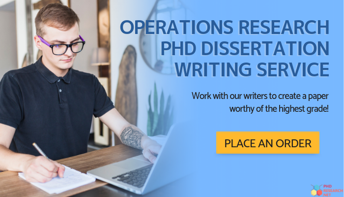 operational research degree