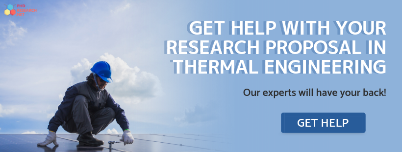 best phd topics in thermal engineering