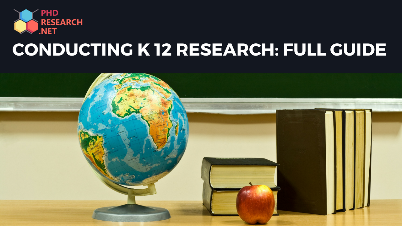 k 12 research guide