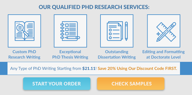 Custom writing service phd research proposal