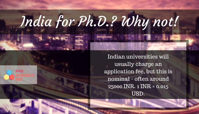 phd research proposal writing india