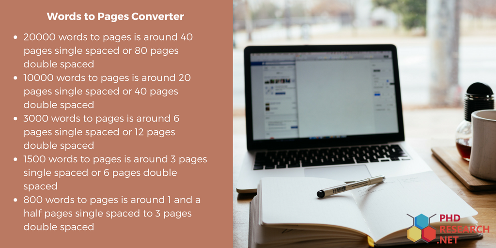 best words to pages converter