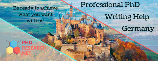 affordable phd writing help Germany