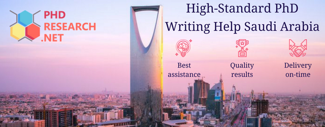 high-standard phd writing help Saudi Arabia