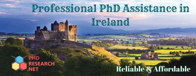 professional phd assistance in ireland