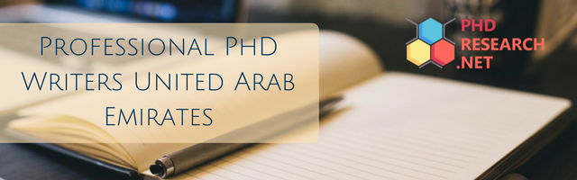 professional phd writers United Arab Emirates