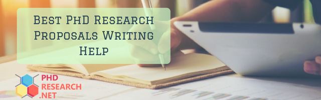 Writing PhD Research Proposal – How We Work