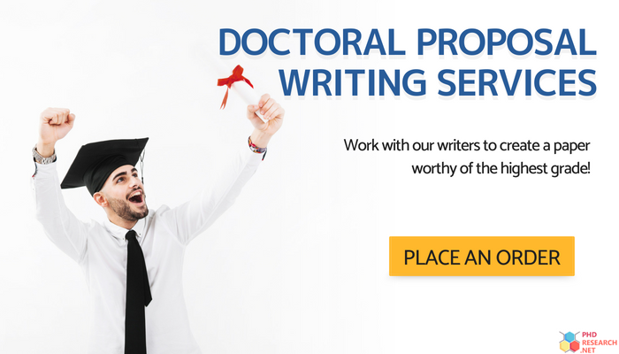 affordable doctoral proposal writing services