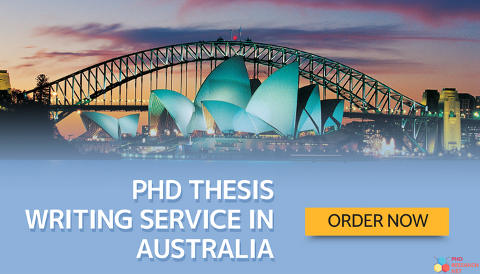 best PhD thesis writing service in Australia