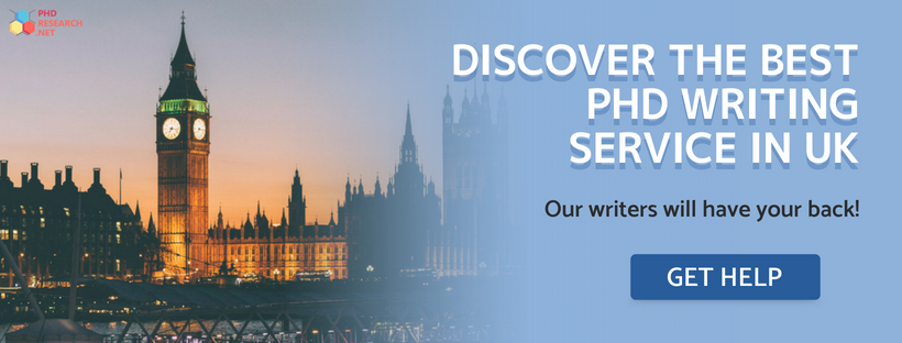 best PhD writing service in uk