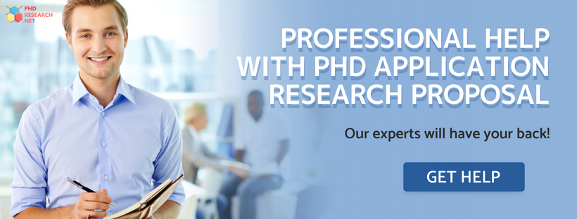 phd application research proposal help