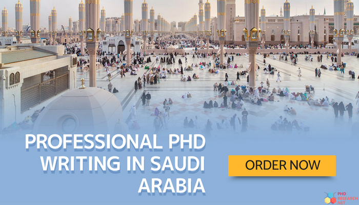 professional PhD writing in Saudi Arabia