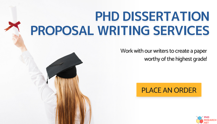 quality PhD dissertation proposal writing services