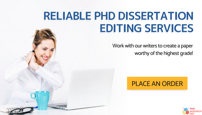 reliable phd dissertation editing services