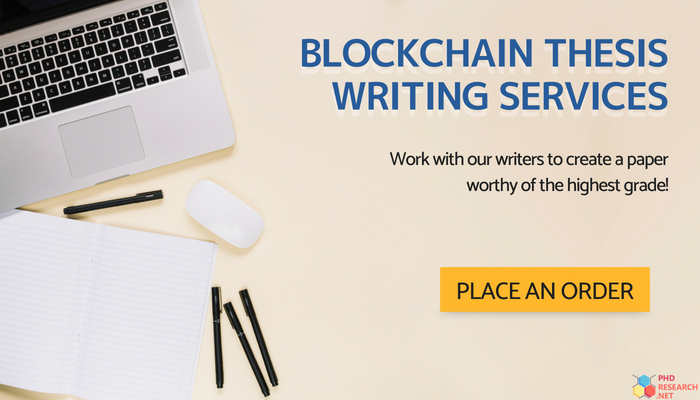 blockchain thesis writing service