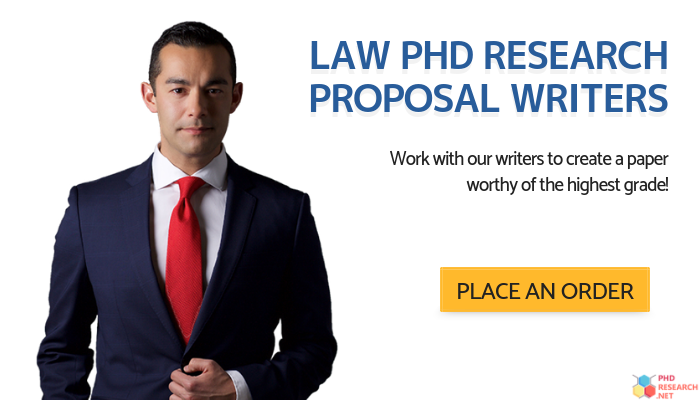 How to write a law phd proposal