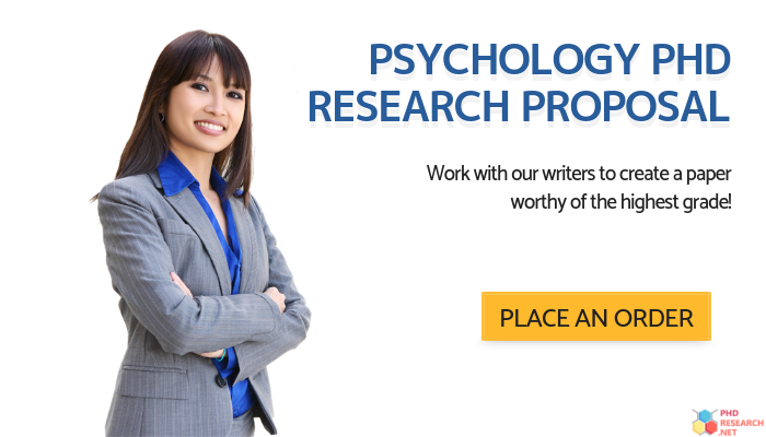 psychology phd research proposal help