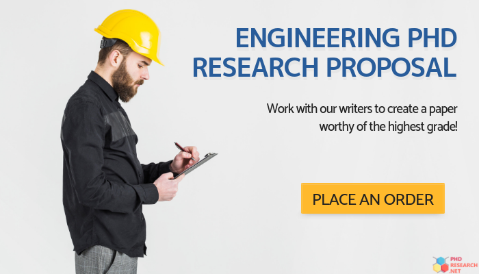 writing an engineering phd research proposal