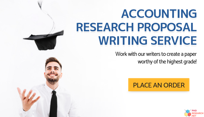 accounting research proposal writing assistance