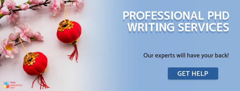 best phd thesis writing services china