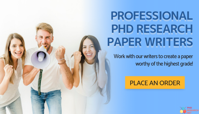 expert phd research proposal help