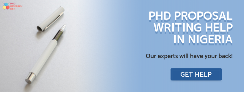 phd proposal writing help in nigeria