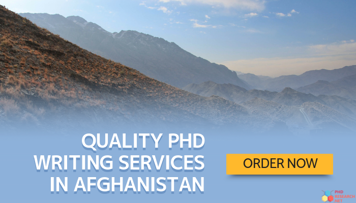 professional phd writing in afghanistan