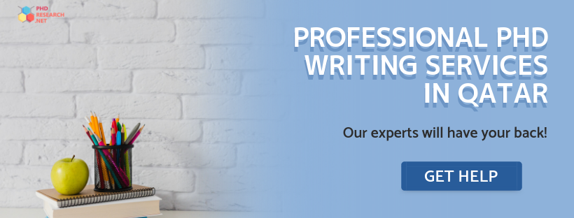 quality writing phd in qatar