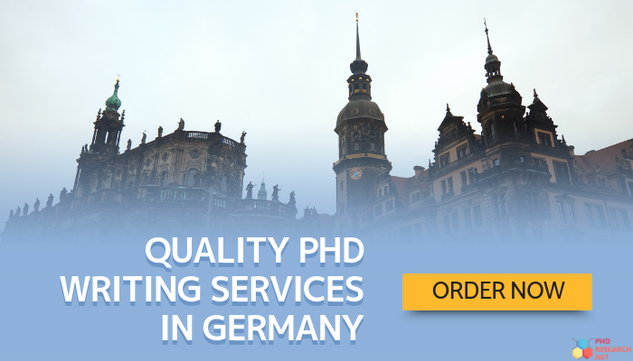reliable phd writing service in germany